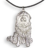 * Newfoundland Dog Pendant Leather (L)!